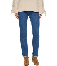 See by Chloe Fringed Jeans