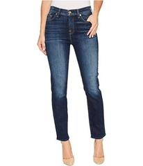 7 For All Mankind High Waist Roxanne Ankle in Aggr