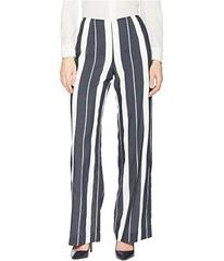 Tahari by ASL Wide Leg Striped Pants