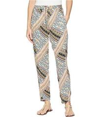 BCBGeneration Patch Drawstring Pants