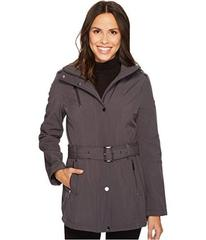 MICHAEL Michael Kors Snap Front Belted Softshell M