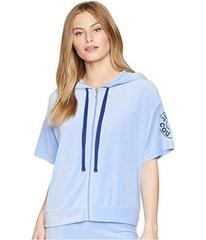 Juicy Couture Batwing Track Jacket w/ Circle Star
