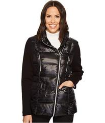 Ivanka Trump Puffer with Asymmetrical Zippers