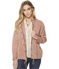 Lucky Brand Blush Hooded Jacket