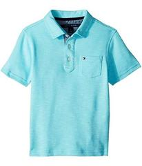 Tommy Hilfiger Seed Polo (Toddler/Little Kids)