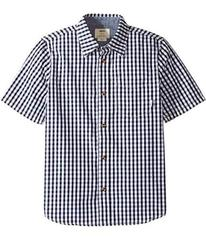 Vans Resh Short Sleeve Woven (Big Kids)