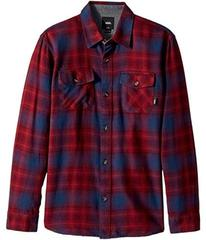 Vans Monterey II Long Sleeve Flannel (Big Kids)