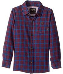 Quiksilver Phaser Setting Long Sleeve Shirt (Toddl