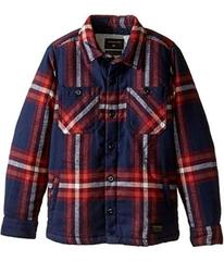 Quiksilver The Game Play Long Sleeve Woven Top (To