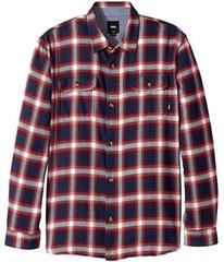 Vans Beechwood Long Sleeve Flannel (Big Kids)
