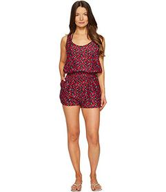 Stella McCartney Leopard All-In-One Romper
