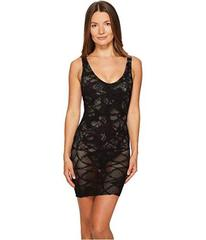 FUZZI One-Piece Lace Overlay Butterfly Bathing Sui