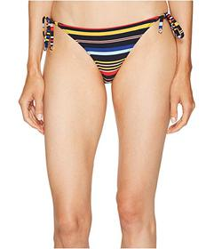 Stella McCartney Stripe Tie Side Bikini