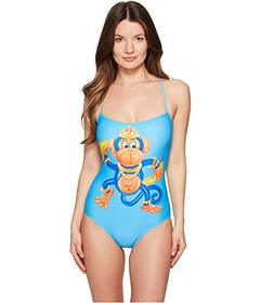Moschino Ballon Monkey Maillot