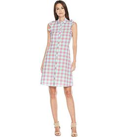 Kate Spade New York Madras Poplin Dress
