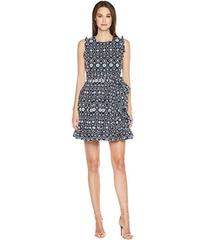 Kate Spade New York Eyelet Wrap Dress