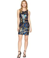 ROMEO & JULIET COUTURE Abstract Pattern Sequin Dre
