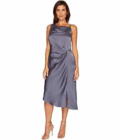 NIC+ZOE Side Ruched Dress