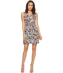 ROMEO & JULIET COUTURE Floral Printed Fit and Flar