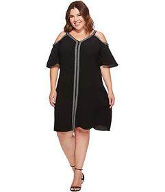 Vince Camuto Specialty Size Plus Size Short Sleeve