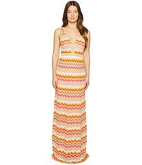 M Missoni Ombre Zigzag Maxi Dress