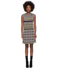 M Missoni Lurex Ribbon Knit Dress