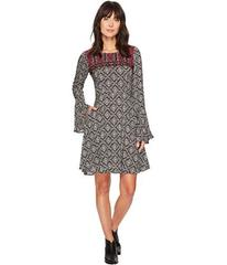 Stetson 1311 Paisley Print Swing Dress