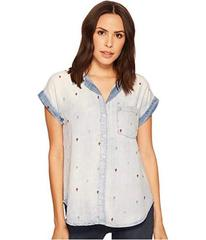 Stetson Tencel Short Sleeve Blouse