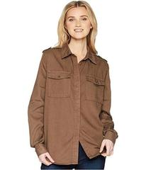 ROMEO & JULIET COUTURE Tencel Button Up Shirt
