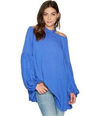 Free People Drift Away Solid Top