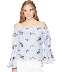 ROMEO & JULIET COUTURE Off the Shoulder Bell Sleev