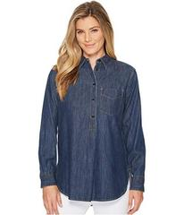 LAUREN Ralph Lauren Long Sleeve Denim Shirt