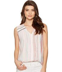 1.STATE Blouse w/ Front Tie