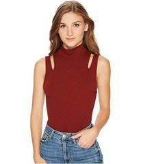 Free People Nothing But Rib Bodysuit