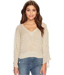 Lucky Brand Embellished Top