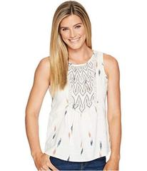 Lucky Brand Natural Tank Top