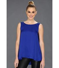 BCBGMAXAZRIA Draped Back Top