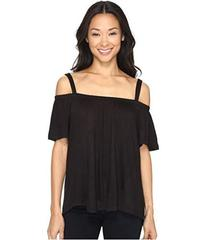 B Collection by Bobeau Sunset Off Shoulder Tee Shi