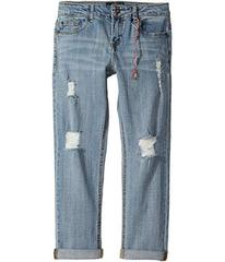 Lucky Brand Carol Five-Pocket Boyfriend Jeans in C
