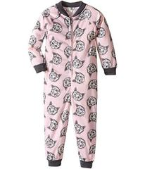 P.J. Salvage Meow or Never Cat One-Piece Pajama (T on sale at 6pm