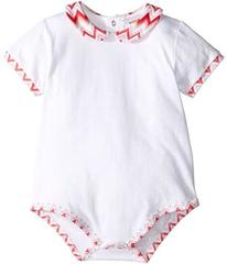 Missoni Jersey Zigzag Solid One-Piece (Infant)