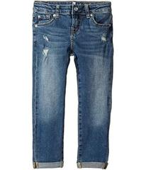 7 For All Mankind Denim Jeans in Windsor Pink Tint