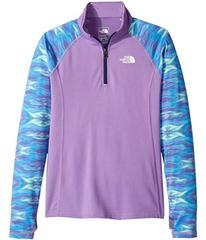 The North Face Pulse 1/4 Zip (Little Kids/Big Kids