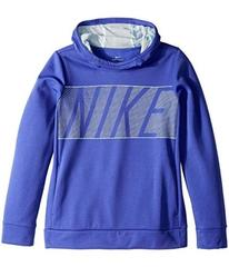 Nike Therma Training Pullover Hoodie (Little Kids/