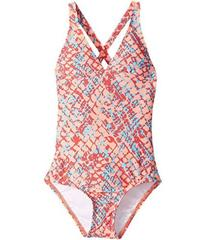 Splendid Littles Printed Halter One-Piece (Big Kid