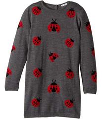 Dolce & Gabbana Back to School Lady Bug Sweater Dr