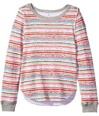 Splendid Littles Striped Print Sweater (Big Kids)