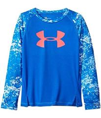Under Armour Range Camo Big Logo Raglan (Toddler)