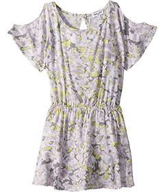 Splendid Littles Cold Shoulder Voile Dress (Little