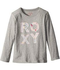 Roxy Love Is Blind Long Sleeve Tee (Toddler/Little